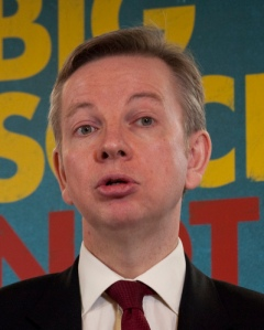 Rt Hon Michael Gove MP