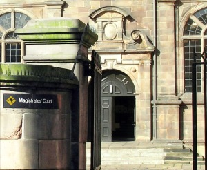 Derby Magistrates' Court